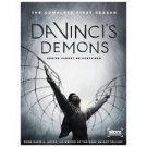 Da Vinci's Demons COMPLETE FIRST /1ST SEASON (DVD, 2013, 3-Disc Set) W/SLIP