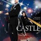 Castle: The Complete Second Season (DVD, 2010, 5-Disc Set) BRAND NEW