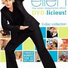 The Ellen DeGeneres Show: DVD-licious (DVD, 2006, 2-Disc Set)