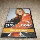 GAIAM YOGA NOW MARIEL HEMINGWAY / RODNEY YEE 10-MIN A.M. ENERGIZER DVD BRAND NEW