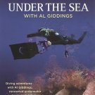 Under the Sea with Al Giddings (DVD, 2009) 4 DISC BOX SET BRAND NEW