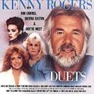 Duets by Kenny Rogers (CD, Oct-1990, EMI Music Distribution) BRAND NEW