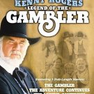 KENNY ROGERS Legend of the Gambler (DVD, 3-Disc Set)