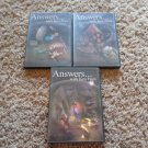 ANSWERS WITH KEN HAM VOLUMES 1-3 ONLY PART OF A  12 VOLUME SET DVD
