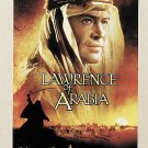 Lawrence of Arabia (DVD, 2001, 2-Disc Set, Limited Edition) PETER O'TOOLE