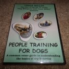 CESAR MILLAN PEOPLE TRAINING FOR DOGS DVD BRAND NEW