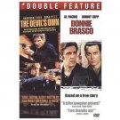 The Devil's Own/Donnie Brasco (DVD, 2009, 2-Disc Set)