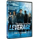 Leverage: The 1st Season (DVD, 2009, 4-Disc Set)