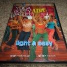 BEACHBODY YOGA BOOTY BALLET LIVE LIGHT & EASY DVD (BRAND NEW)