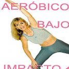 Eleonora Goya: Aerobico Bajo Impactico (DVD, 2003, Spanish Language Only) NEW