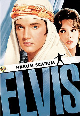 Harum Scarum (DVD, 2007) ELVIS BRAND NEW