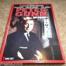PETER GUNN BEST OF SEASON 1 DVD 2-DISC BOX SET