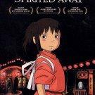 DISNEY MIYAZAKI'S Spirited Away (DVD, 2003, 2-Disc Set) NO INSERT