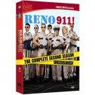 Reno 911! - The Complete Second Season (DVD, 2005, 3-Disc Set)