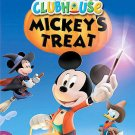 DISNEY Mickey Mouse Clubhouse - Mickey's Treat (DVD, 2007)