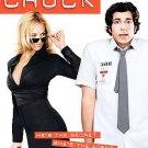 Chuck - The Complete First/1ST Season (DVD, 2008, 4-Disc Set)