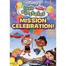 Disney's Little Einsteins - Mission Celebration (DVD, 2006)
