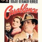 Casablanca (DVD, 2003, 2-Disc Set, Two Disc Special Edition) INGRID BERGMAN