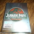 Jurassic Park Collection (DVD, 2011, 4-Disc Set) BOX SET NO DIGITAL