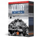 Victory at Sea - Complete Series (DVD, 2003, 4-Disc Set, Digitally Restored) NEW
