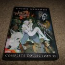 Wolf's Rain - Complete Collection II /2 (DVD, 2006, 3-Disc Set, Anime Legends)