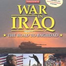 CNN War in Iraq (DVD, 2003) BRAND NEW