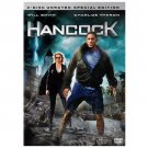 Hancock (DVD, 2008, 2-Disc Set, Unrated) WILL SMITH (BRAND NEW)