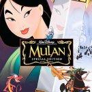 DISNEY Mulan (DVD, 2004, 2-Disc Set, Special Edition)