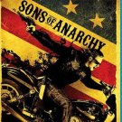 Sons of Anarchy: Season Two/2 (Blu-ray Disc, 2010, 3-Disc Set)
