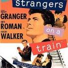 Strangers on a Train (DVD, 2004, 2-Disc Set) ROBERT WALKER,FARLEY GRANGER