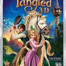 Tangled (Blu-ray/DVD, 2011, 4-Disc Set, Includes DIGITAL DISC 2D/3D) NO CODE
