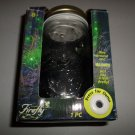 GREEN MY PET FIREFLY INTERACTIVE IN MASON JAR (NEW) PLEASE READ