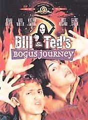 Bill & Ted's Bogus Journey (DVD, 2001) KEANU REEVES