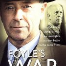 Foyle's War - Set 4 (DVD, 2007, 4-Disc Set) MICHAEL KITCHEN UK EDITION