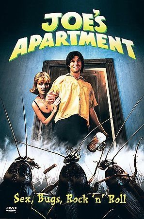 Joe's Apartment (DVD, 1999) JERRY O'CONNELL