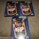 Mr. Bean: The Whole Bean (DVD, 2003, 3-Disc Set) MISSING OUTER SLEEVE