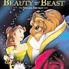 DISNEY Beauty and the Beast (DVD, 2002, 2-Disc Set, Special Edition) W/SLIP