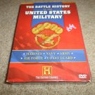 The Battle History Of The United States Military (DVD, 2005, 5-Disc Set)
