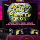 Mystery Science Theater 3000 Collection - Volume 6 (DVD, 2004, 4-Disc Set)