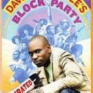 Dave Chappelle's Block Party (DVD, 2006, Unrated; Widescreen)