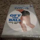 GUNNAR PETERSON'S CORE SECRETS OFF THE BALL LEGS,GLUTES & ABS DVD (NEW)