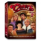 Cheers - The Complete Second /2ND Season (DVD, 2004, 4-Disc Set)