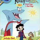DISCOVERY KIDS Kenny the Shark - Vol. 2: Good Guys vs. Bad Guys (DVD, 2007)