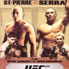 UFC 69: Shoot Out (DVD, 2007) ST-PIERRE VS SERRA BRAND NEW