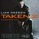 Taken 2 (Blu-ray/DVD, 2013, 2-Disc Set, Unrated/Theatrical; Includes Digital...
