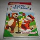 BABY GENIUS FAVORITE SING A LONGS DVD BRAND NEW