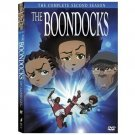 The Boondocks - Complete Second 2ND  Season (DVD, 2008, 3-Disc Set)