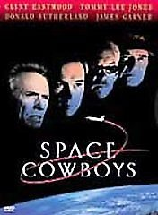 Space Cowboys (DVD, 2001) TOMMY LEE JONES BRAND NEW