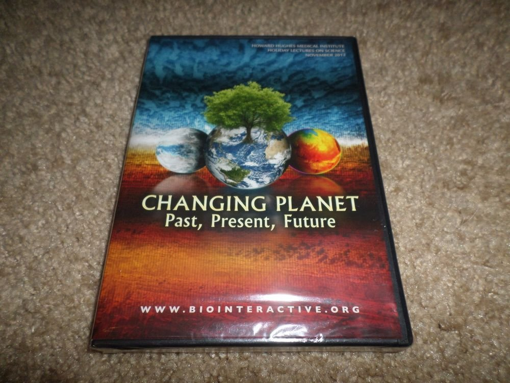 BIOINTERACTIVE HOWARD HUGHES  CHANGING PLANET PAST PRESENT FUTURE DVD BRAND NEW