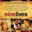 Nine Lives (DVD, 2006) DAKOTA FANNING // KATHY BAKER (BRAND NEW)